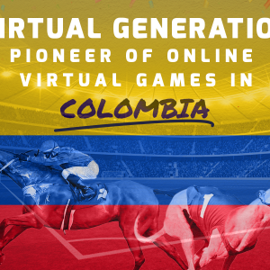 Virtual Generation, pioneer of online virtual games in Colombia.