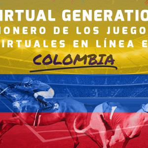 Virtual Generation pionero de los juegos virtuales en línea en Colombia.
